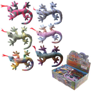 Cute Collectable Gecko Design Sand Animal