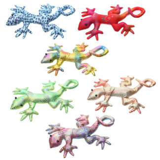 Collectable Gecko Design Medium Sand Animal