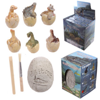 Fun Kids Dinosaur Baby Dig it Out Kit