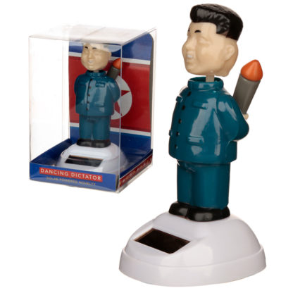 Collectable Rocket Man Solar Powered Pal
