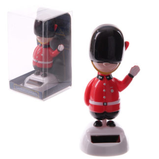 Fun Novelty Solar Pal Guardsman
