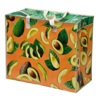 Fun Practical Laundry  and  Storage Bag - Avocado
