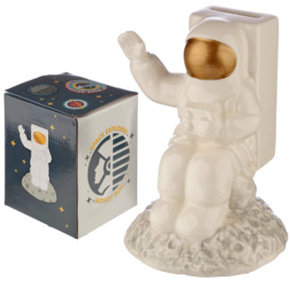 Collectable Ceramic Spaceman Shaped Money Box