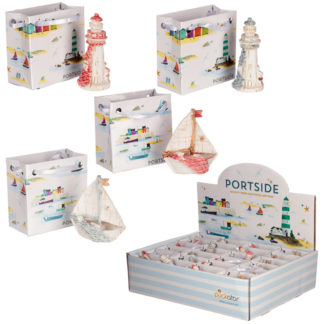 Novelty Seaside and Nautical Collectable in a Mini Gift Bag