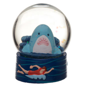 Collectable Shark Cafe Snow Globe Waterball