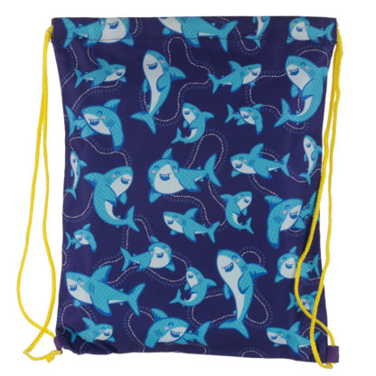 Handy Drawstring Bag - Shark Cafe