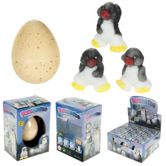 Fun Kids Novelty Hatching Penguin Egg