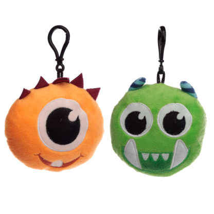 Plush Monstarz Monster Sound Keyring