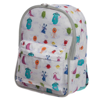 Handy Kids School  and  Everyday Rucksack - Monstarz Monster