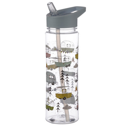 Wildwood Caravan 550ml Reusable Water Bottle