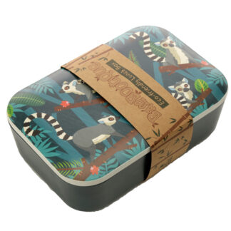 Bamboo Composite Spirit of the Night Lemur Lunch Box