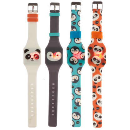 Silicone Digital Watch - Cutiemals