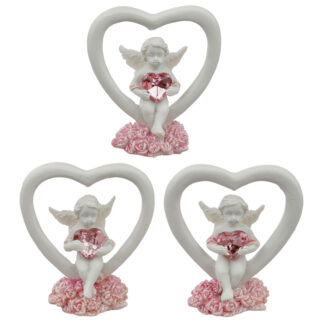 Collectable Peace of Heaven Cherub - Love Conquers All