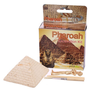 Fun Kids Mummy and Pyramid Egyptian Dig it Out Kit