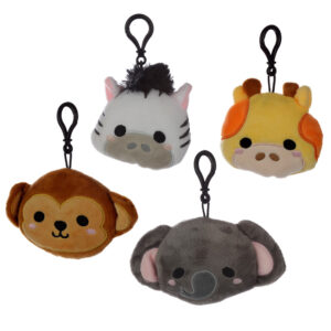 Plush Cutiemals Keyring