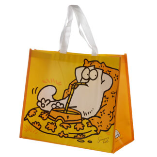 Simon's Cat Durable Reusable Shopping Bag