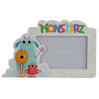 6 x 4 Wooden Photo Frame - Monster Monstarz