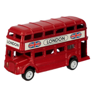 London Souvenir Pencil Sharpener - Red London Bus