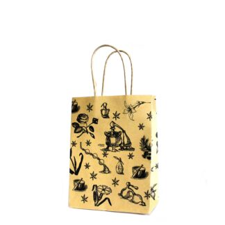Med Aromatic Gift Bags - 15x20x8cm