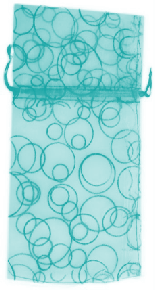 Bathbomb Bubble Bags (for 2) - Bright Blue