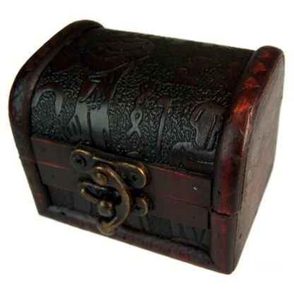 Med Colonial Boxes - Egypt Embossed