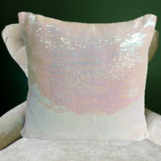 Mermaid Cushions - Pink & Snow