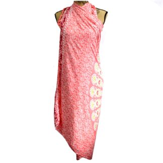 Pink Rose Mandala Sarongs