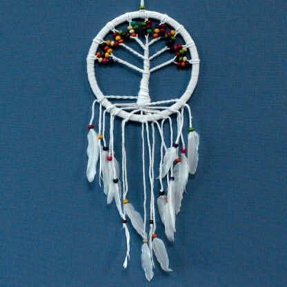 Tree of Life Dreamcatcher - Cotton 22cm (assorted)