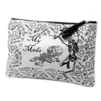 Classic Zip Pouch - My Med