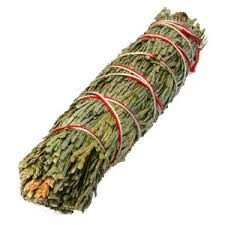 Smudge Stick - Cedar Mini Loose - 11 cm