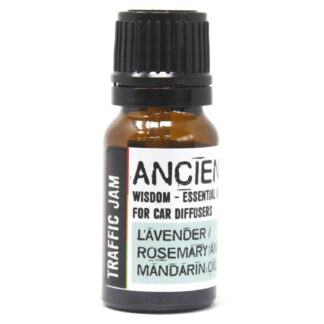 10ml Aromatherapy Car Blend - Traffic Jam