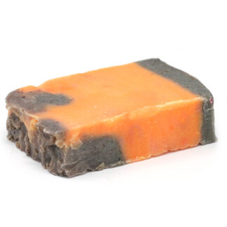 Cinnamon & Orange - Olive Oil Soap - SLICE approx 100g
