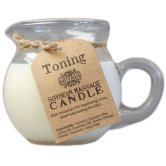 Massage Candle - Toning & Firming