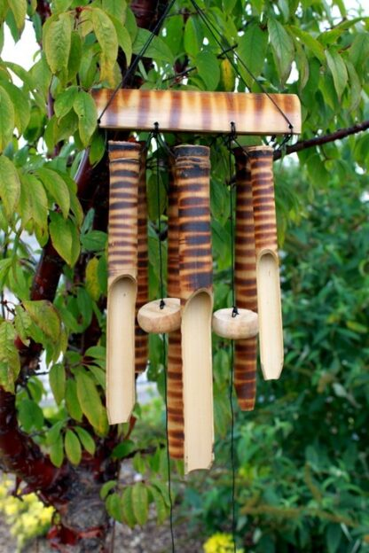 Bamboo Chimes 6 Med Tubes