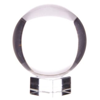 Crystal Ball on Stand 150mm