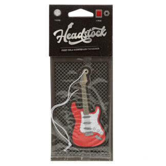 Headstock Guitar Fizzy Cola Scented Air freshener