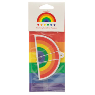 Scented Somewhere Rainbow Strawberry  Scented Air freshener