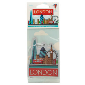 London Icons Landmark Vanilla Scented Air freshener