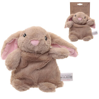 Cute Bunny Design Snuggables Microwavable Heat Wheat Pack