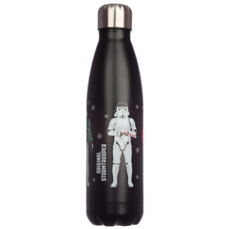Christmas The Original Stormtrooper Stainless Steel Insulated Drinks Bottle
