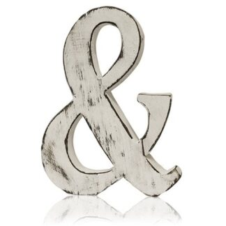 Shabby Chic Letters - &