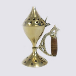 Cone Burner with Handle