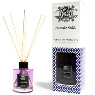 120ml Reed Diffuser - Lavender Fields