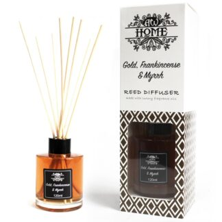 120ml Reed Diffuser - Gold