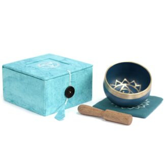 Chakra Singing Bowl - Throat