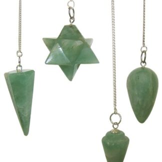 Magic Pendulum - Green Aventurine
