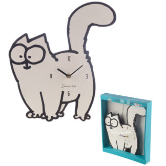 Decorative Simon's Cat Wall Clock