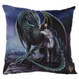 Cushion with Insert - Lisa Parker Protector of Magic Dragon