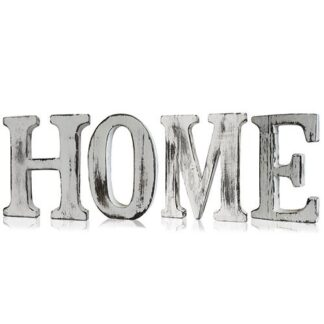 Shabby Chic Letters - HOME (4)