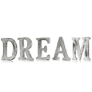Shabby Chic Letters - DREAM (5)